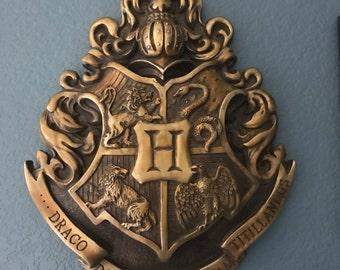 Hogwarts Crest Wall Decor