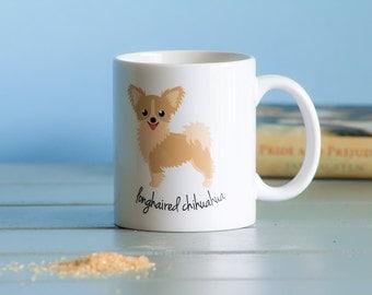 Chihuahua Mug (longhaired)