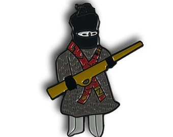 Zapatista Muñeco Pin