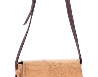 Cork bag, shoulder bag, cross body bag