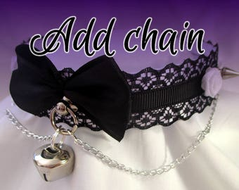 Add Chain to a Collar