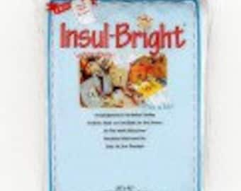 Insul-bright 1 yard x45 inches from the Warm Company insulbright, insul bright - batting for potholders, oven mitts, ironing boards and more