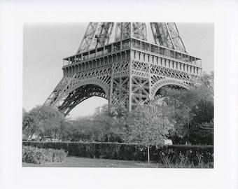 Paris Eiffel Tower 8x10 Print (Limited Edition)