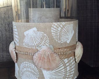 Clamshell Candle Wrap