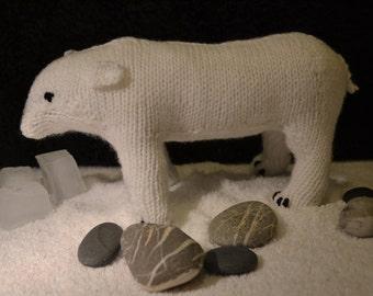 Denzel the Polar Bear