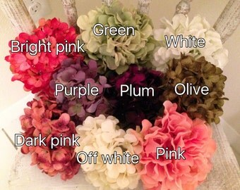 Add-on's only! Hydrangeas, Spring collection