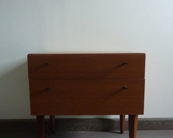 Small bedside table or extra, 1960s vintage