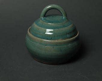 Trinket Box, Small Jar, Potpourri Pot, Candy Dish, Candle Holder