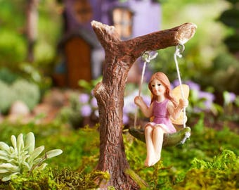 fairy statues for garden. Fairy Garden Kit Accessory Statue Figurines Statues For
