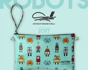The Travellovebag Robot Limited Edition by Massimo Sajid