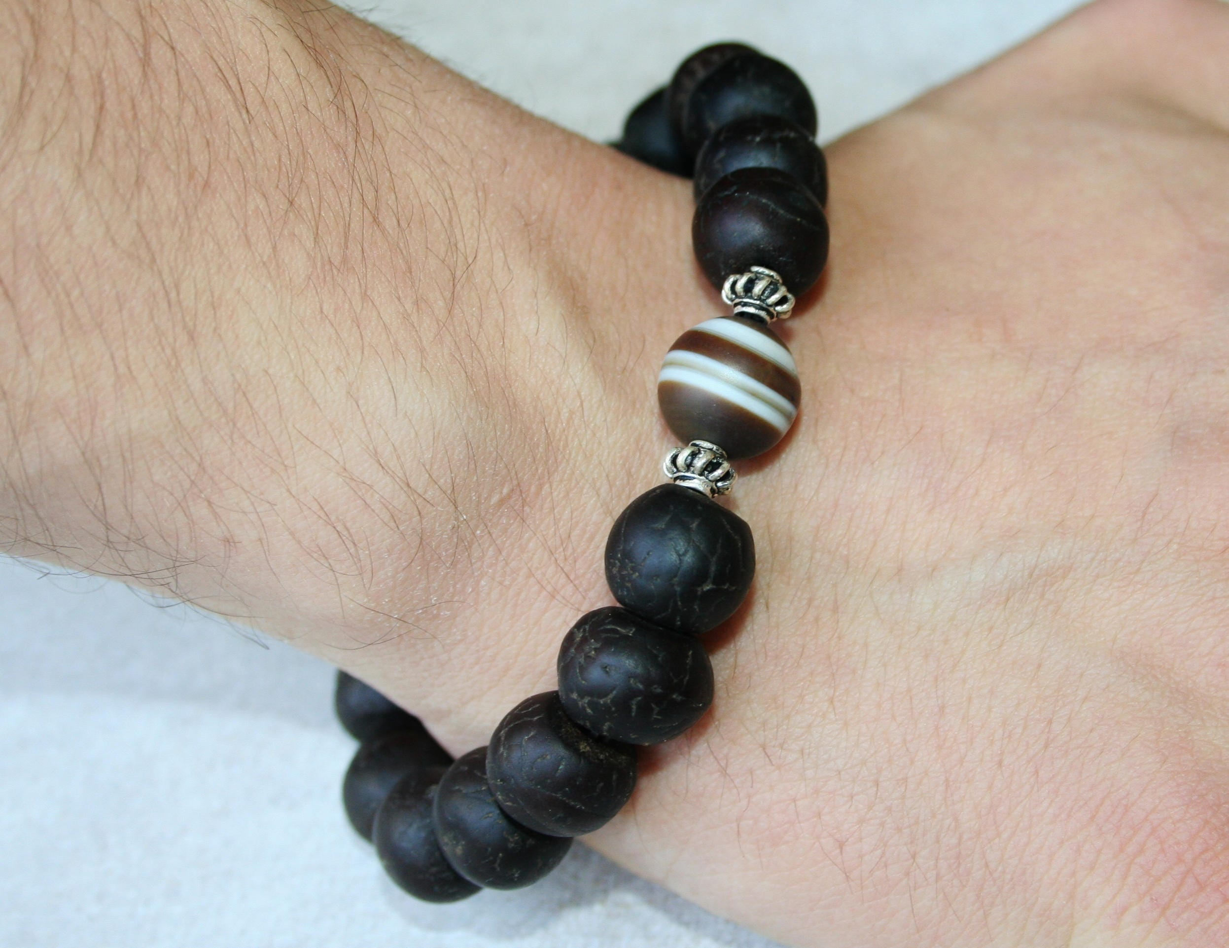 bracelet mm agarwood and aj jade products nephrite bodhi seed bead