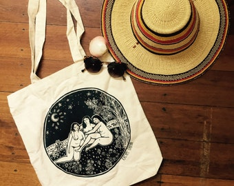 Ladies Of The Night Tote