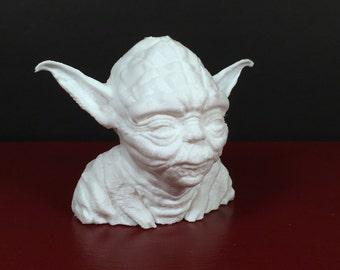 Yoda - 3D Printed