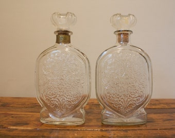 Vintage Schenley Decanter