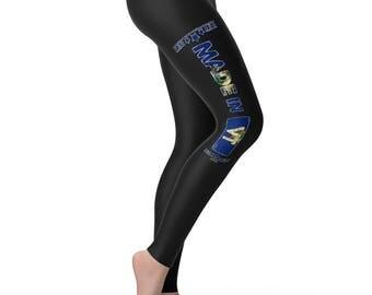 Made In VT Vermont Women's Leggings