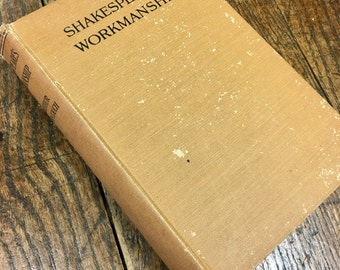 Shakespeare's workmanship book.