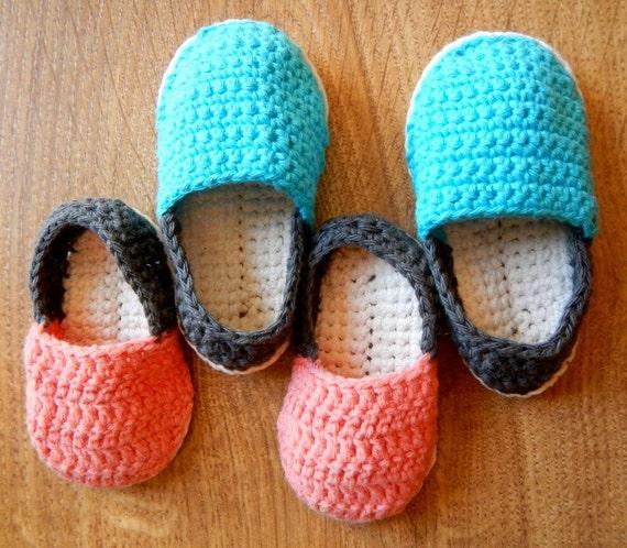 Crochet Baby Alpargatas