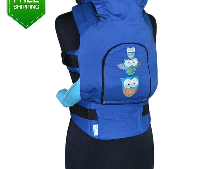 Cotton Buckle Baby Carrier, Toddler Carrier, Ergo Baby Carrier, Baby Carrier, Buckle Baby Carrier