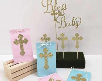 Christening Celebration Pack