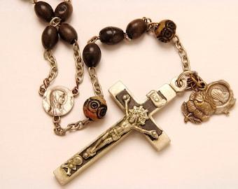 Large nuns rosary
