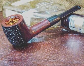Billiard  Briar Pipe