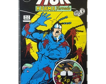 Duct tape Comic book Cover