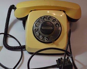 Old phone. Bulgaria
