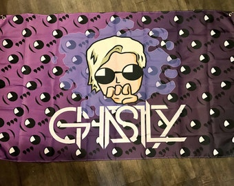 Custom Ghastly Festival Flag