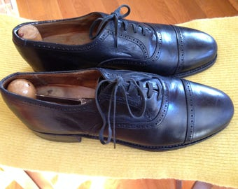 """Cap Toe """"Bankers"""" Shoes- small"""