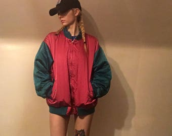 Vintage London Club Bomber