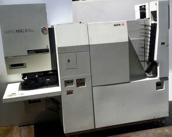 AGFA MSC 2,Type 8505