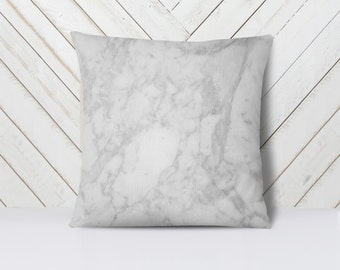 Marble Throw Pillow - Pillow, Marble, Design, Modern, Minimal, Throw Pillow, Texture, Home, Decor, Interior, Interior Design, Apartment
