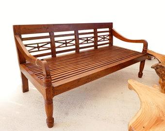Teak Bench- Large