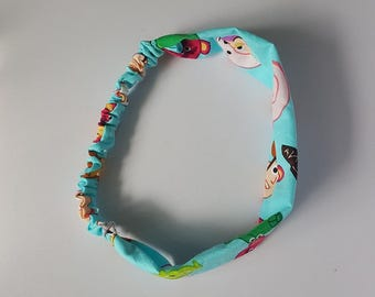 Toy Story Print Inspired Headband