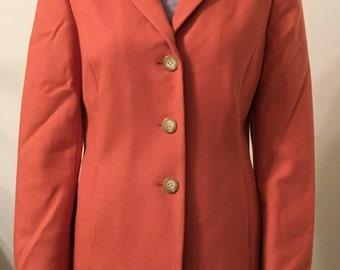 Talbot's Wool Blazer