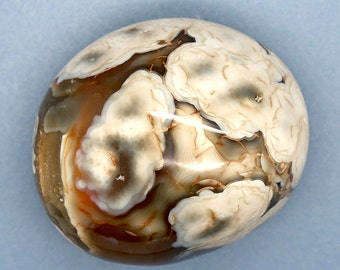 Decorative Patterned Agate Stone – 316g