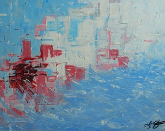 """The Flood Giclée Print 24""""x 18"""""""