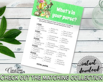 Whats In Your Purse Baby Shower Whats In Your Purse Rabbit Baby Shower Whats In Your Purse Baby Shower Rabbit Whats In Your Purse 4N0VK