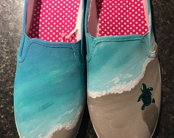 Customizable Beach Shoes