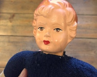 VINTAGE DOLL / Collectibles / SPIELPUPPE