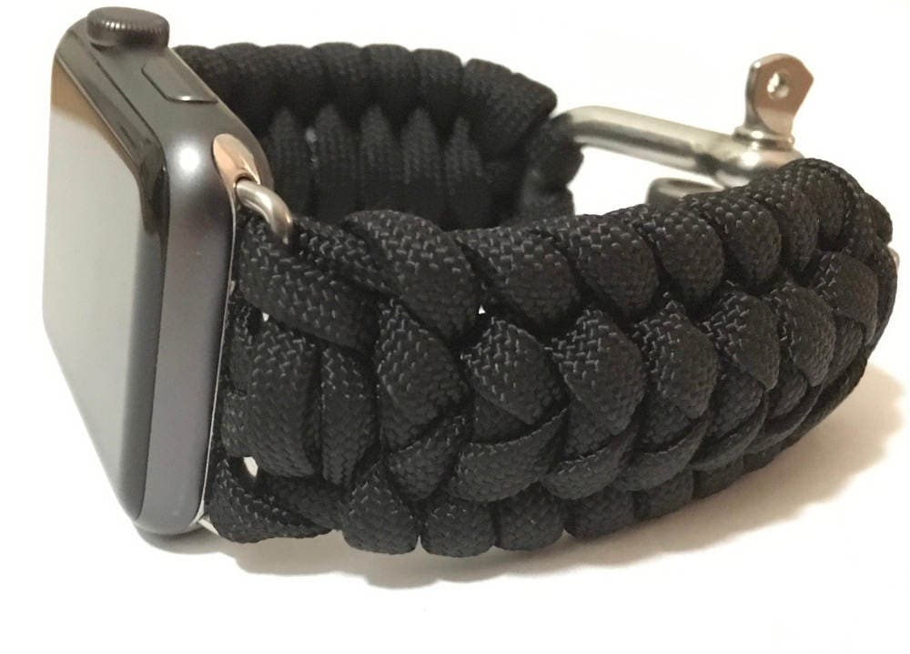 Paracord Apple Watch Band Trilobite Jawbone Apple Watch Band