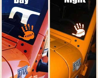 Orange NightWave™ for Jeepers