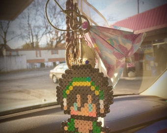 Toph Bei Fong from Avatar the Last Airbender keychain