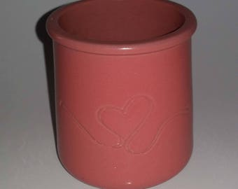 Pink Yoghurt Cup (Valentine Day)