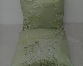 Kimono Cushion Cover,20×20 inches,Two Pieces,Kimono Pillow Cover