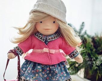 Waldorf doll Vera