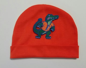 university of Florida gators hat-Florida gators hat for baby-gators hat for infant-uf gators hat-gators cap-Florida gator shower gift