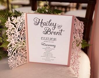 Simply Perfect - Invites