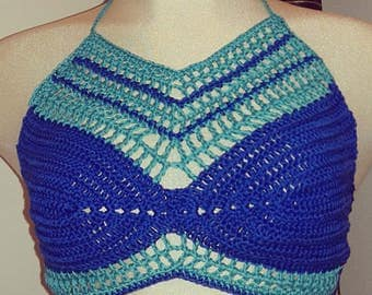 Handmade summer top