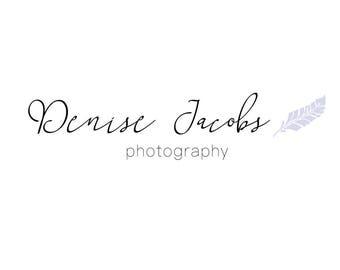 Premade logo, photography logo, custom logo design,  logo design, business logo, custom logo, logos, business logo design, feminine logo